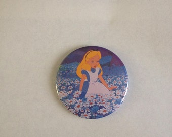 Alice in the daisy's 58mm needle minder