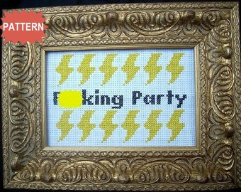PDF/JPEG F-cking Party (Pattern)