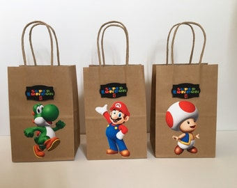 Mario brothers Favors