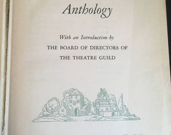 The Theatre Guild Anthology - First Edition 1936