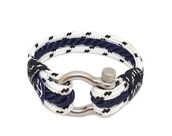 Bran Marion Estonia Nautical Bracelet, Handmade Rope Bracelet, Unisex Bracelet