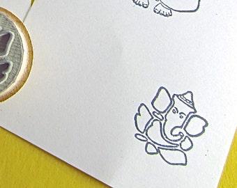 Ganesh Stamp Various Sizes to Choose from Ganesha