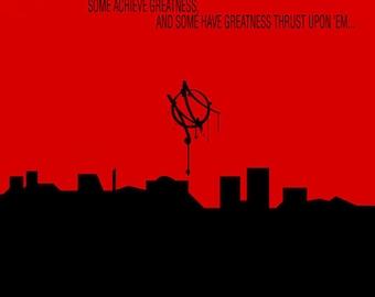 Twelfth Night - V for Vendetta