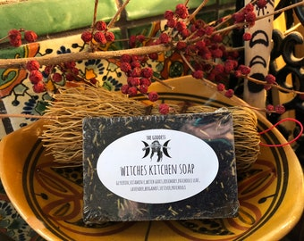 Witches Kitchen Soap