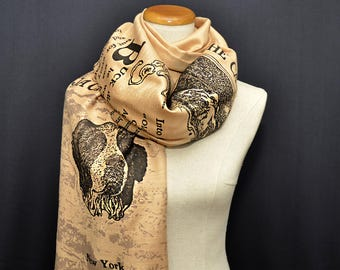 The Call of the Wild  by Jack London Scarf Shawl Wrap