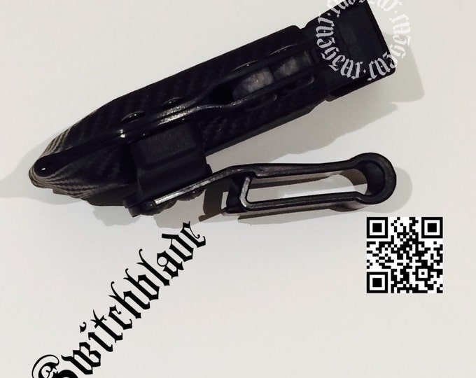 Arondight Doublestack Vertical IWB Switchblade Mag Carrier (Reversible)