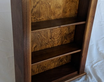 Medicine Cabinet in Walnut