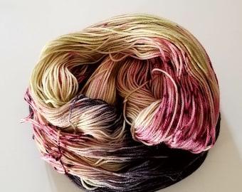 Disney Collection Maleficent Inspired sock yarn