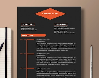 ms word design template