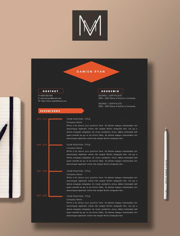 professional graphic design resume - Gidiye.redformapolitica.co