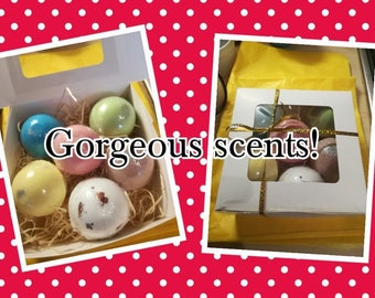 Bath Bomb Gift Scent -  Gorgeous scents!