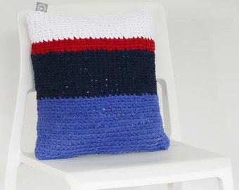 Pillow square Upcycling