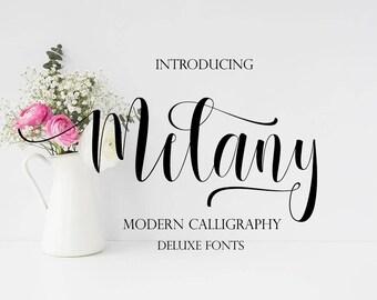 Handwritten font, Digital font, Calligraphy font, Font download, Script Font, Modern font, Wedding font, Brush font. Instant download