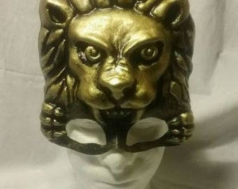 King Lion Mask