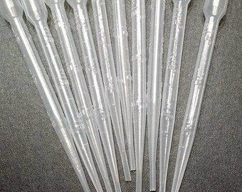 Disposable 3ml Pipette, 10 pk