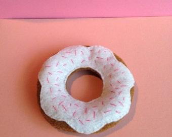 Handmade Catnip Donut
