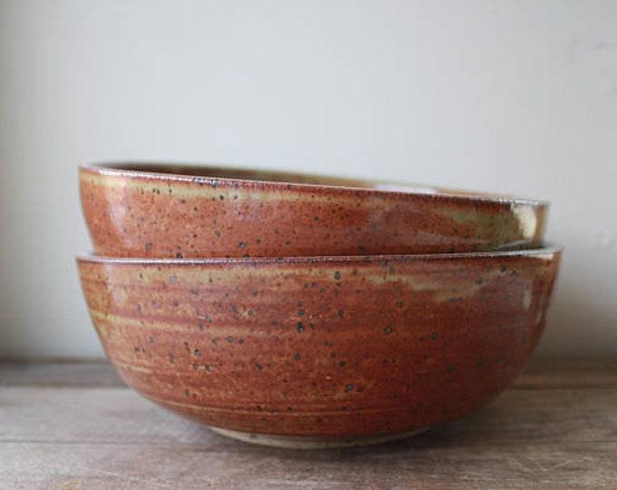Custom Bowl Order for Jolene - KJ Pottery