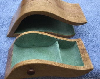 Single drawer bandsaw jewelry box