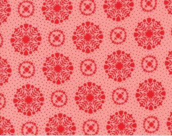 United Notions - Moda-Bonnie and Camille- Vintage Holiday-55166 14- CT122139-100% Quality Cotton by the Yard or Yardage