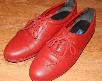 50% On May Easy Spirit - Anti-Gravity Leather Shoes Oxfords Size 7