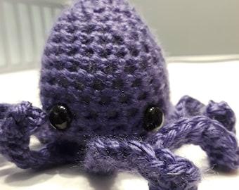 Mini Octopus Amigurumi