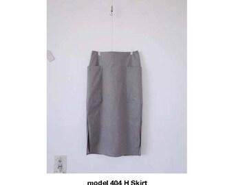 H skirt