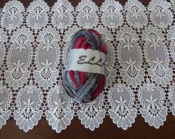 scarf froufrou blanket yarn