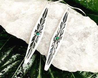 Avena earrings