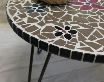 Interior Mosaic Coffee Table