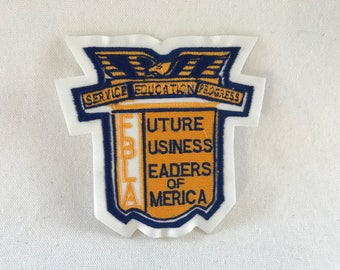 FBLA Embroidered Patch