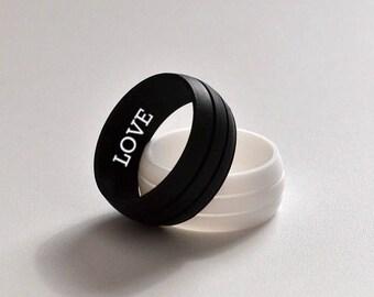 Rubber Rings For Men >> Rubber Ring Etsy