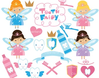INSTANT DOWNLOAD. Tooth Fairy 3. Personal and commercial use.