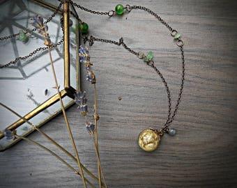 "Necklace ""Dance of Venus"""