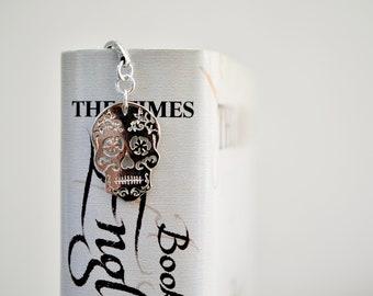 Sugar Skull Bookmark