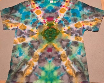 XL Ice Dyed T-Shirt