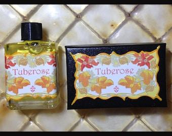 Tuberose Perfume Oil