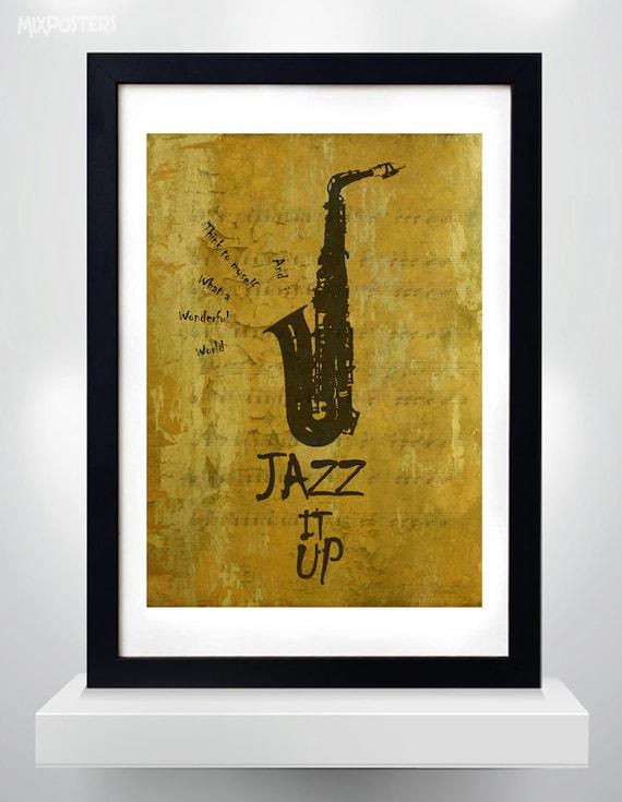 Stunning Jazz Wall Art Ideas - Wall Art Design - leftofcentrist.com