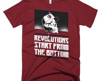 Revolutions Start from the Bottom : Men's