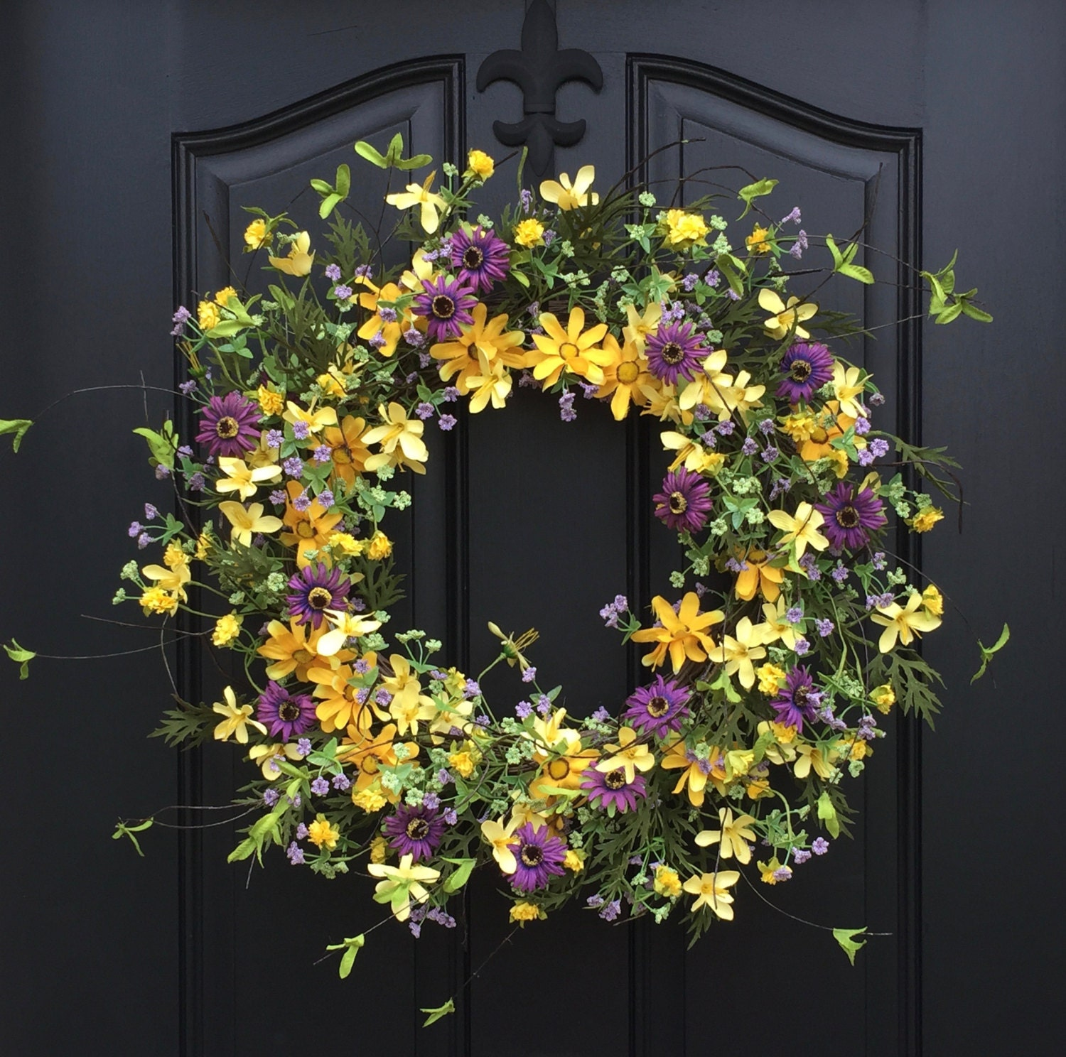 wreaths door wreath design images summer front spring decor