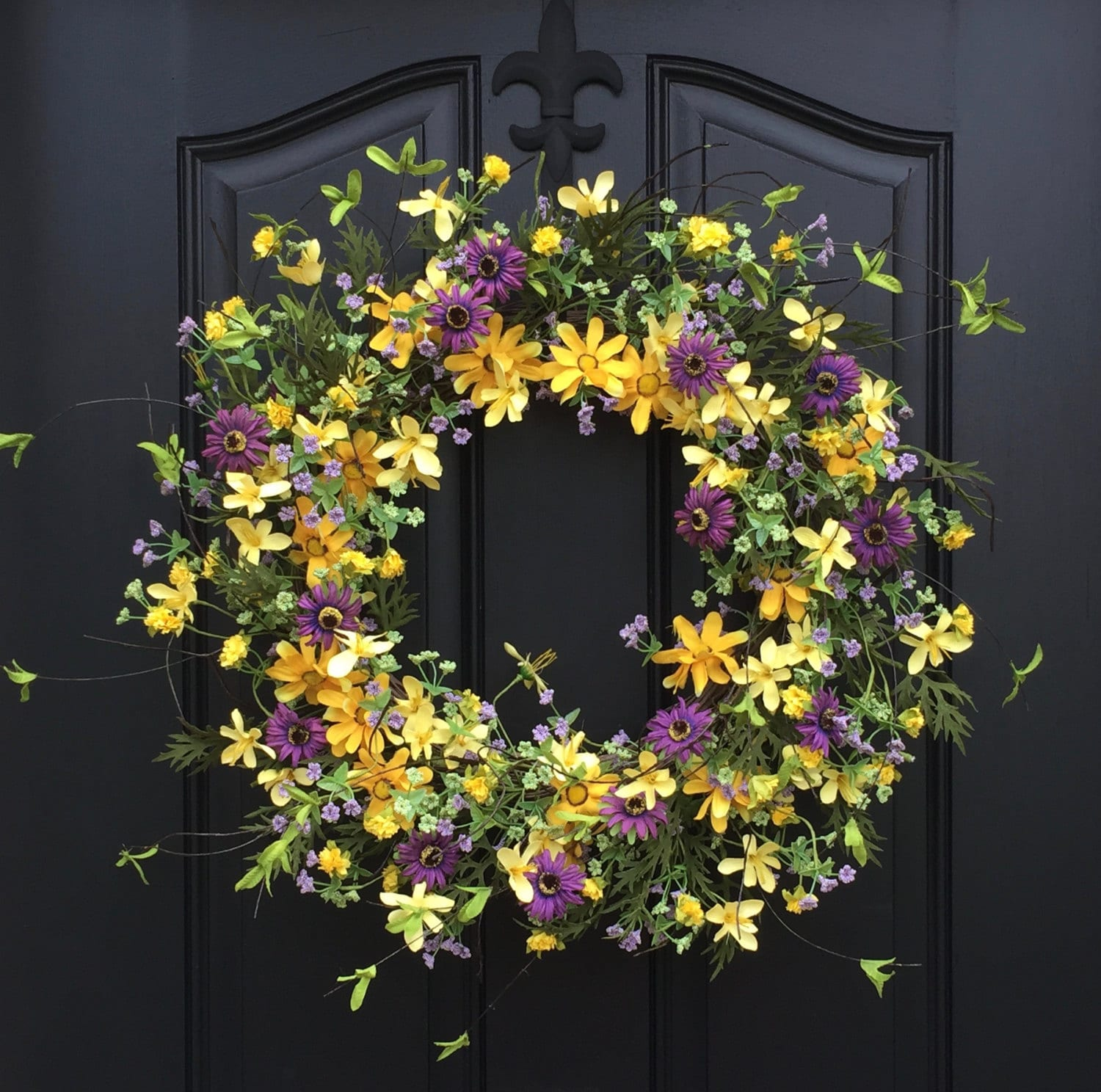wreaths on homemade front door best ideas in