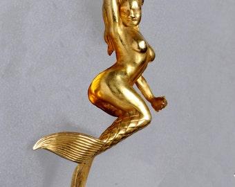 Sensual Mermaid pendant