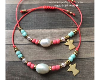 Madrina & Ahijada bracelets set
