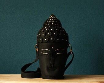 Buddha Felt Purse Buddha Bag