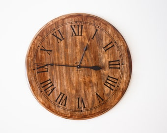 ReedMade Clock - Limited Edition #46