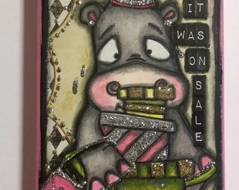 29 Shop a Hippo Digi Stamp