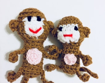 crochet monkey toys, monkeys plushies, monkeys softies, crochet monkeys, knit monkeys, amigurumi monkeys, zoo toyss, stuffed monkeys