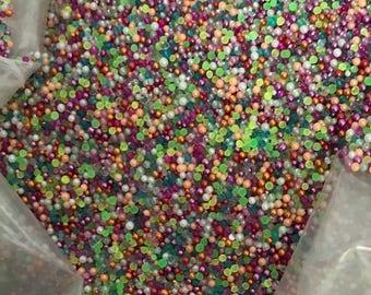 Micro-ball multicolor caviar (Pack of 15gr)