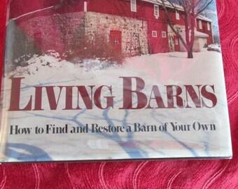 Living Barns by Ernest Burden
