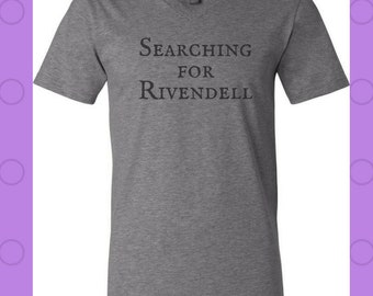 Searching for Rivendell Tee