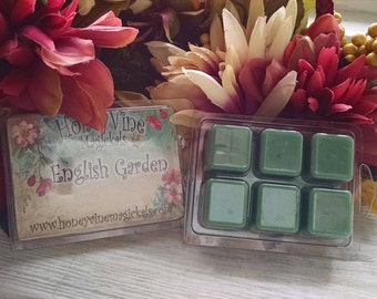 English Garden Soy Wax Tart Melt